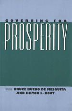Governing for Prosperity