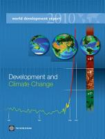 World Development Report 2010 PDF