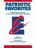 Patriotic Favorites Bb Trumpet Book PDF