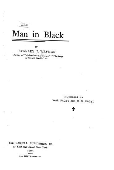 The Man in Black PDF