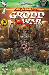 Flashpoint: Grodd of War (2011-) #1