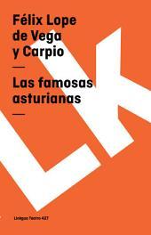 Las famosas asturianas