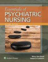 Essentials of Psychiatric Nursing PDF