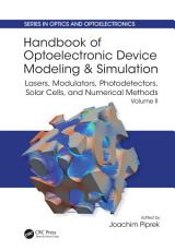 Handbook of Optoelectronic Device Modeling and Simulation PDF