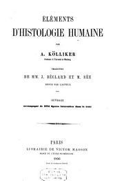 Eléments d'histologie humaine