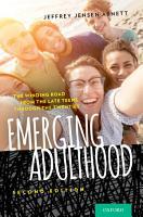 Emerging Adulthood PDF