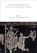 A Cultural History of Law in the Middle Ages