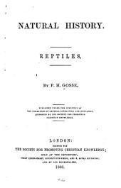 Natural History: Reptiles