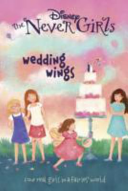 Disney the Never Girls Wedding Wings