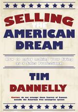 Selling The American Dream PDF