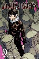 Jujutsu Kaisen  Vol  10