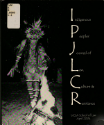 Indigenous Peoples' Journal of Law, Culture, & Resistance