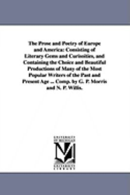 Download THE PROSE AND POETRY OF EUROPE AND AMERICA Book