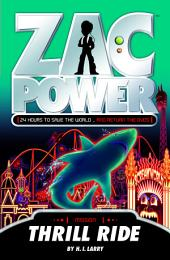 Zac Power: Thrill Ride