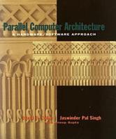 Parallel Computer Architecture PDF