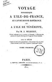 Voyage Pittoresque A L'ile de France
