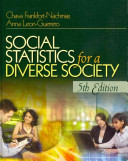 Bundle  Frankfort Nachmias  Social Statistics for a Diverse Society 5e with SPSS Student Version 18 0   Wagner  Using SPSS for