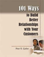 101 Ways to Build Customer Relationships