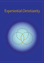 Experiential Christianity