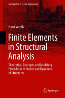 Finite Elements in Structural Analysis PDF