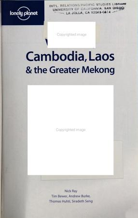 Vietnam  Cambodia  Laos   the Greater Mekong PDF