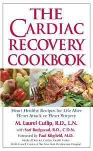 The Cardiac Recovery Cookbook Book