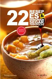 22 Resep Es & Minuman Segar Terpopuler