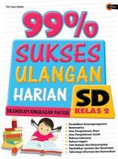 99% Sukses Ulangan Harian SD Kelas 2