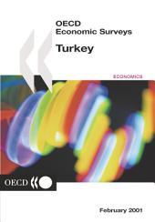 OECD Economic Surveys: Turkey 2001