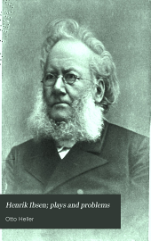 Henrik Ibsen: Plays and Problems