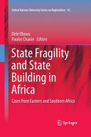 State Fragility and State Building in Africa PDF