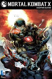 Mortal Kombat X (2015-) #11