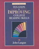 Ten Steps To Improving College Reading Skills Book PDF