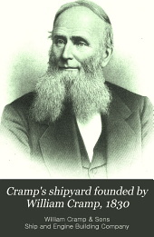 Cramp's Shipyard Founded by William Cramp, 1830