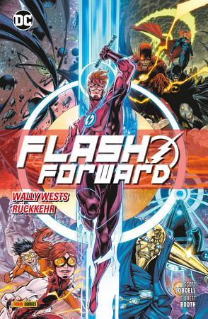 Flash Forward   Wally Wests R  ckkehr PDF