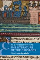 The Cambridge Companion to the Literature of the Crusades PDF