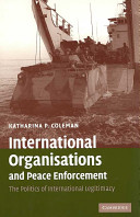International Organisations and Peace Enforcement PDF