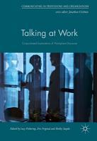 Talking at Work PDF