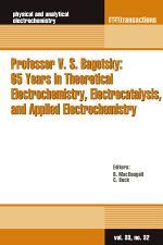 Professor V. S. Bagotsky: 65 Years in Theoretical Electrochemistry, Electrocatalysis, and Applied Electrochemistry