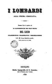 I Lombardi alla prima Crociata: dramma lirico in quattro atti