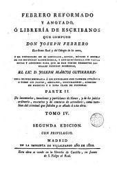 Febrero reformado y anotado ó Librería de Escribanos, 4