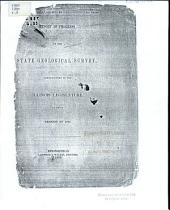 Report of Progress of the State Geological Survey: Communicated to the Illinois Legislature, at Their Session of 1853
