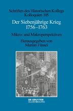 Der Siebenj  hrige Krieg 1756   1763 PDF