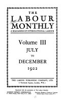 Download The Labour Monthly Book