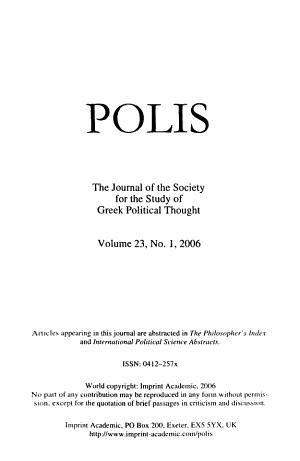 Polis PDF