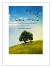 Words of Wisdom (Volume 24): 1001 Quotes & Quotations