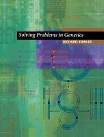 Solving Problems in Genetics PDF