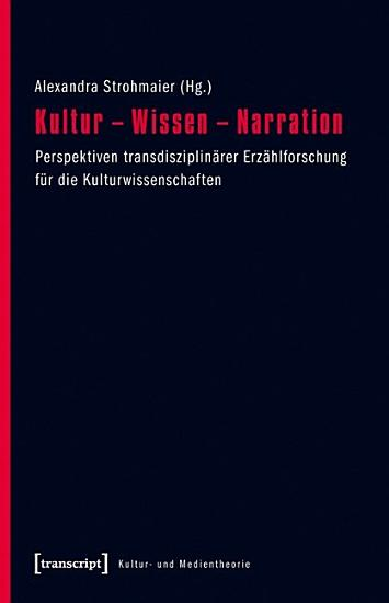 Kultur   Wissen   Narration PDF