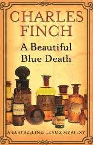 A Beautiful Blue Death Book