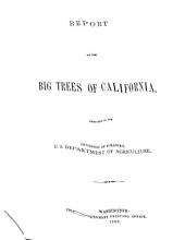 Report on the Big Trees of California